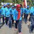 Masih Dalam Rangka HUT, Pemkab Magetan Gelar Napak Tilas 17 KM