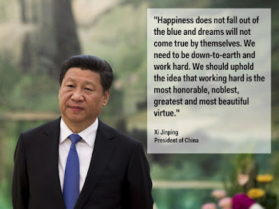 Excellence Xi Jinping Quotes