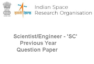 ISRO Previous Year Question Papers for Mechanical, Electronics & Computer Science