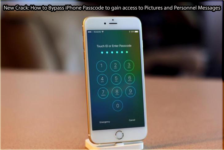 how to crack an iphone password iphone 5 passcode new how to bypass iphone 18692