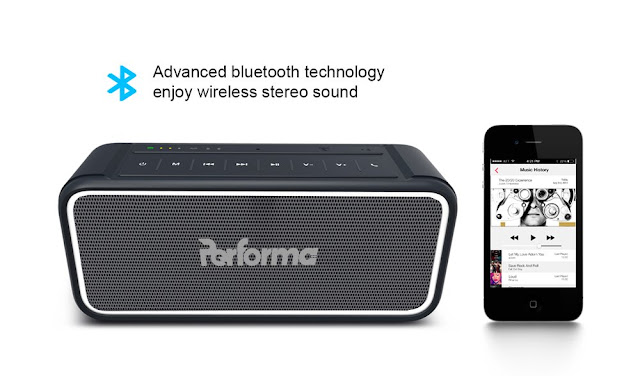 Performa Outdoor Bluetooth Speaker PF08