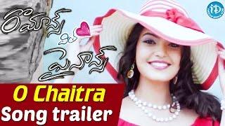 Romance With Finance – O Chaitra Chaitra Song Trailer – Sathish Babu __ Marina Abraham