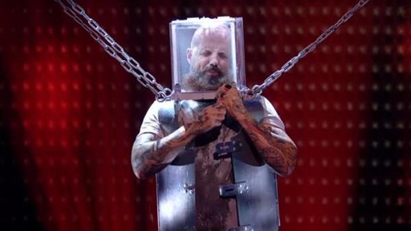 Un ilusionista, a punto de morir ahogado en la edición inglesa de «Got Talent»
