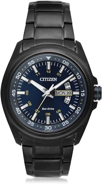 Citizen AW0024-58L Eco Drive Analog Watch