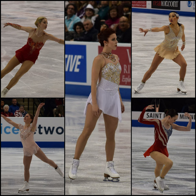 ICE STYLE.....2016 Prudential U.S. Figure Skating Championships Costumes Recap: The LADIES!