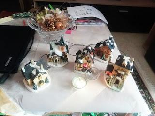 Χωριό Στολίζουμε για τα Χριστούγεννα