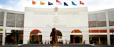 Universitas Widyatama – Daftar Fakultas dan Program Studi