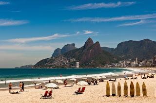 Plage de Rio