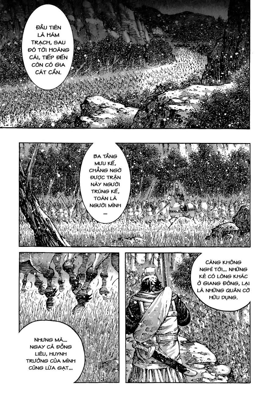 Hỏa phụng liêu nguyên Chương 425: Phản kích Tào Tháo [Remake] trang 14