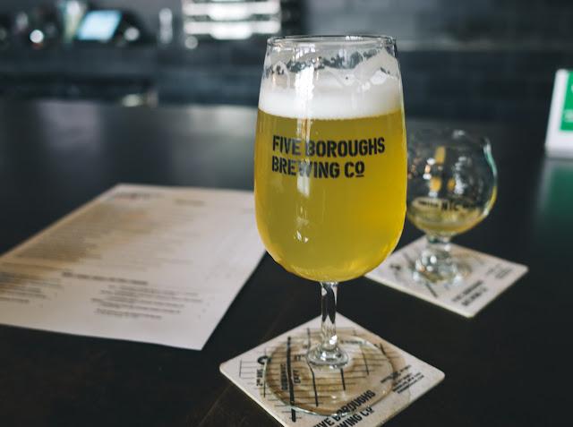 ファイブ・ボローズ・ブルーイング・カンパニー(Five Boroughs Brewing Co)