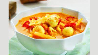 resep masakan sehari-hari,resep sayur labu telur puyuh,Food,resep masakan rumahan
