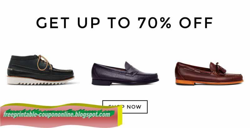 Printable coupons bass shoes