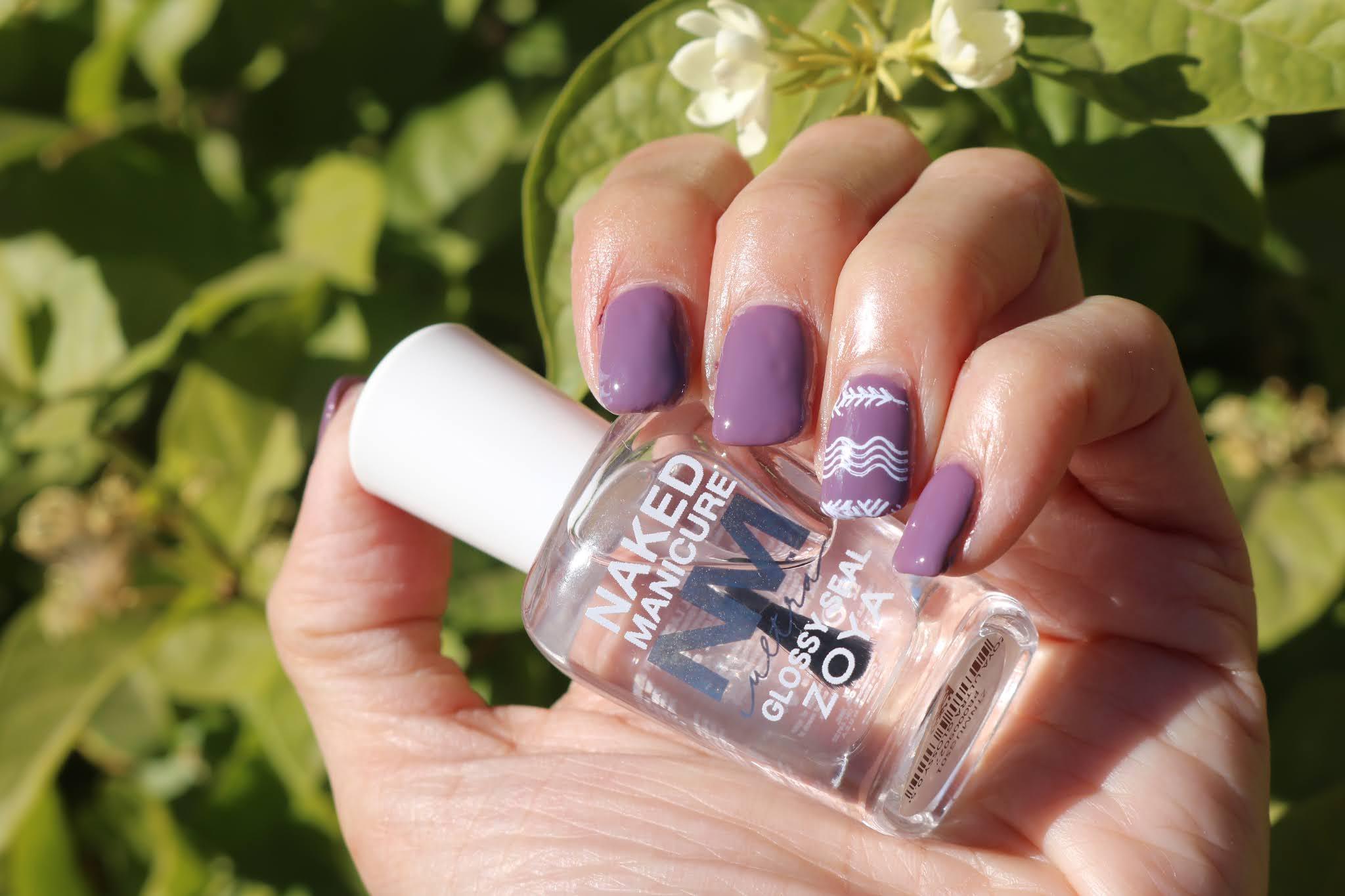Zoya Naked Manicure Glossy Seal