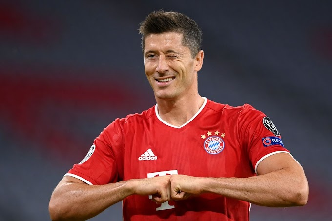 Lewandowski not on Messi level: Barcelona head coach Setien