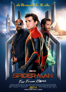 Spider-Man: Far From Home First Look Poster 6