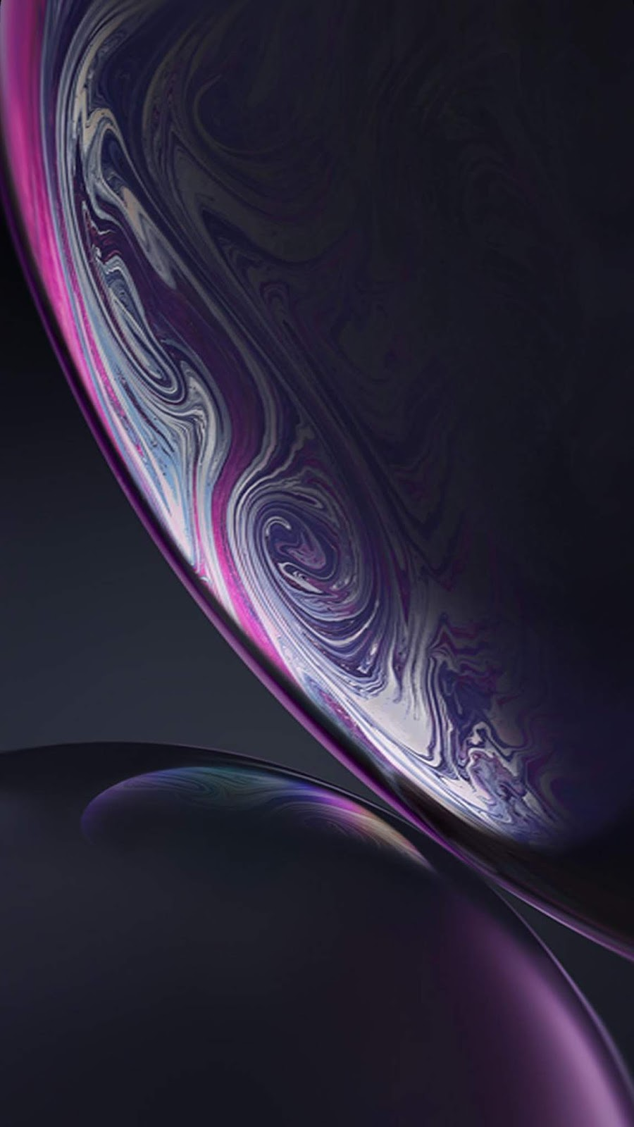 IPhone XR Wallpapers Black