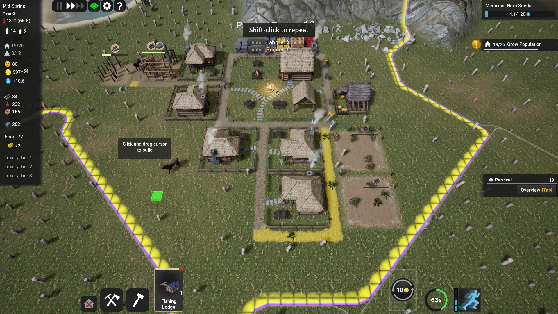 Kingdoms Reborn Road Placement
