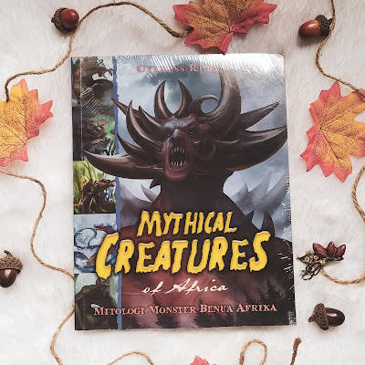 Review Mythical Creatures of Africa, Cypress Ruby