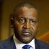 Nigeria loses 300,000 tonnes of sugar to smugglers annually – Dangote