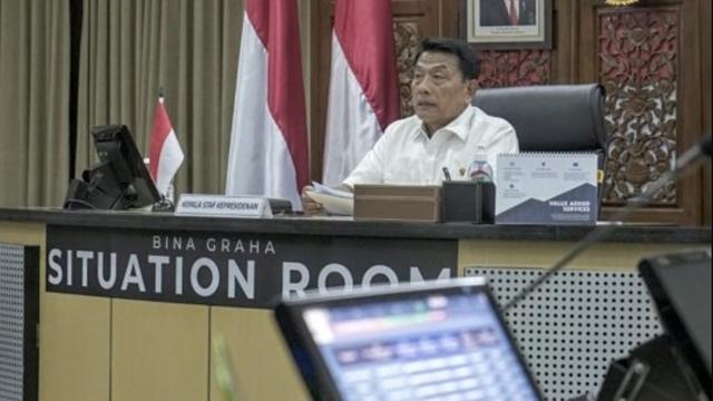 Istana Bocorkan Lembaga Negara yang Bakal Dibubarkan Jokowi