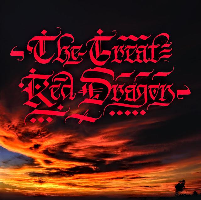 THE GREAT RED DRAGON - The Great Red Dragon (Album, 2021)