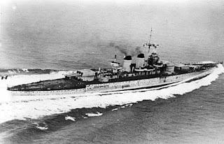 Włoska marynarka wojenna na początku wojny