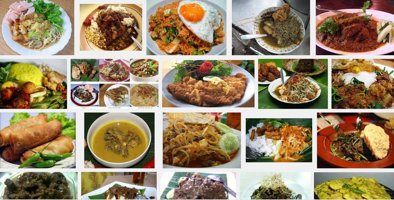 151 makanan khas jawa timur