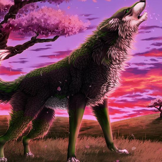 Wolf 9093 Wallpaper Engine