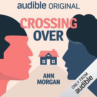 Crossing Over by Ann Morgan book cover