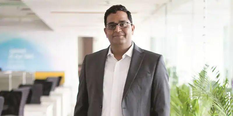 Paytm Founder and CEO Vijay Shekhar Sharma