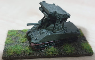 10mm Sherman 75 with calliope RL picture 1