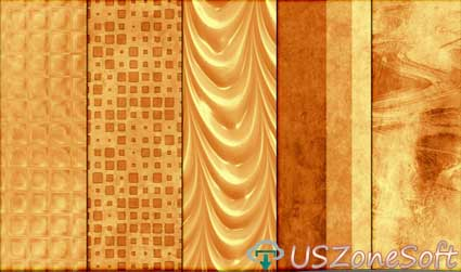 Warm Amber Photoshop Patterns Beautiful Stylish personal commercial business premium design .pat or .zip file free download