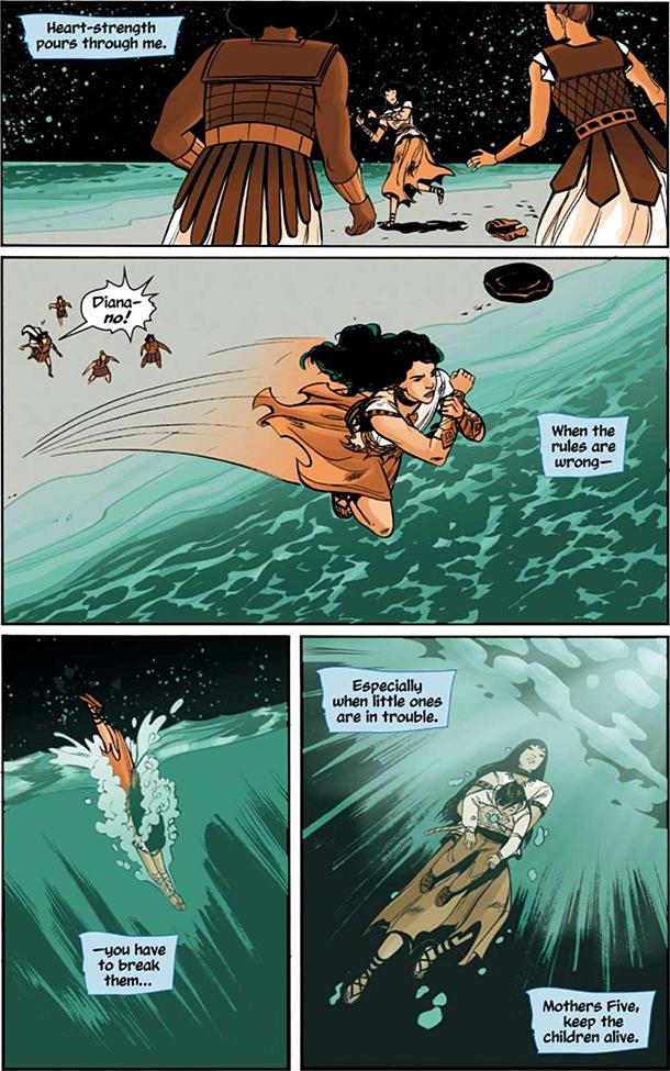 Wonder Woman: Tempest Tossed - 4
