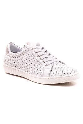 bağcıklı spor converse deri bayan ayakkabı
