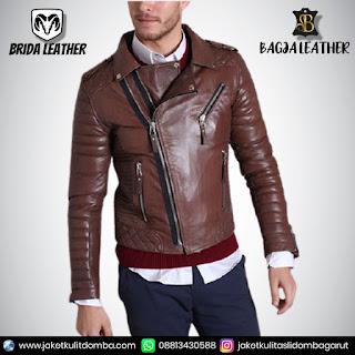 harga jaket kulit imitasi