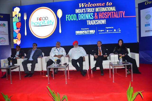 Neerav Panchamia, Dilip C. Datwani, Chef Vernon Coelho, Chef Manjit Singh Gill, Mr. Mohan Despande, Ms. Sonia Chawla
