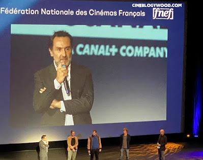 Bac Nord Gilles Lellouche Congrès des exploitants 2020 CINEBLOGYWOOD