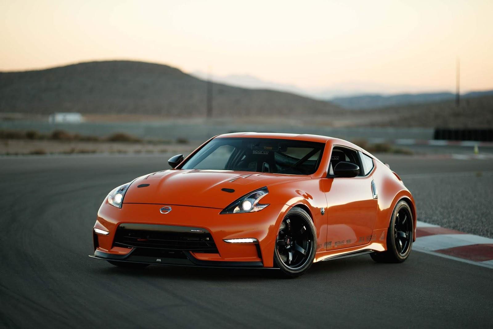 Το αγωνιστικό πρωτότυπο Project Clubsport 23 της Nissan Motorsports, πρωτοστατεί στην έκθεση SEMA στις Η.Π.Α.