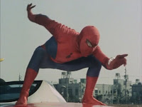 The Emissary of Hell - Spider-Man!