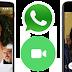 Πραγματικότητα οι βιντεοκλήσεις στο WhatsApp