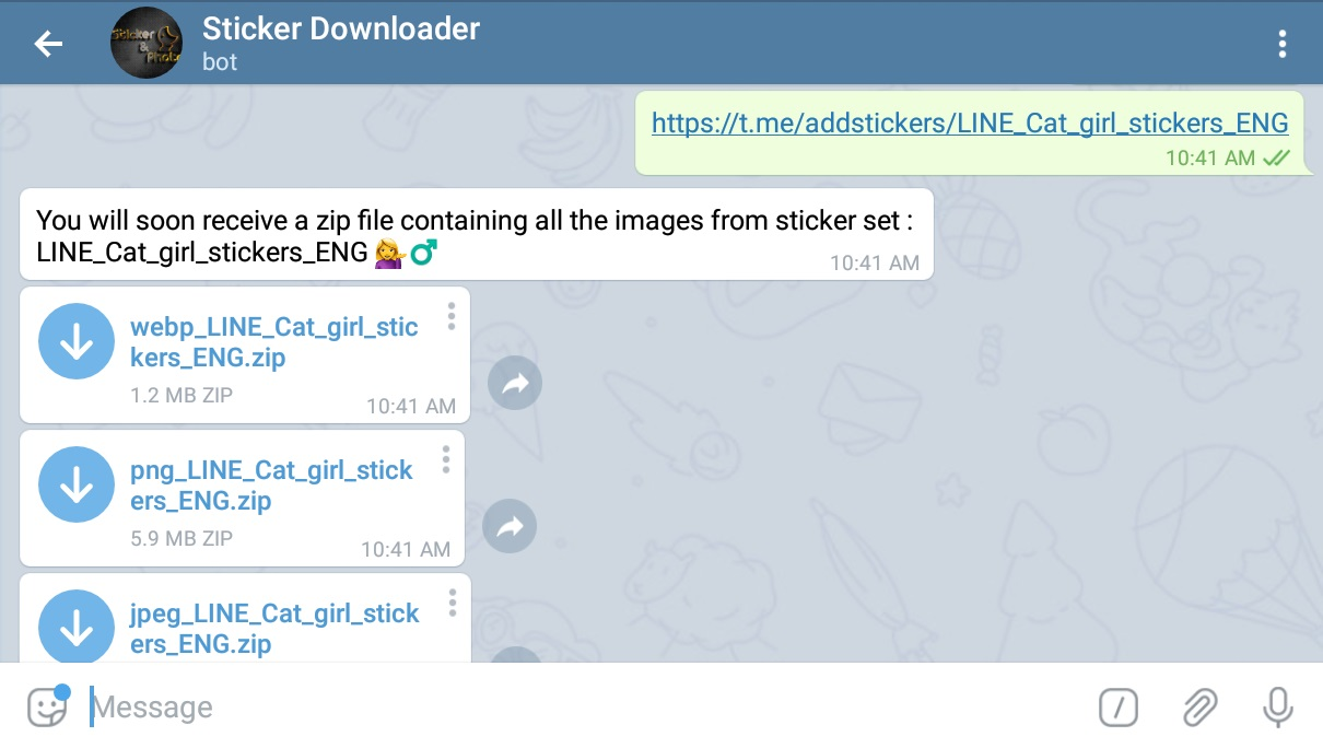 Easy Way to Save Telegram Stickers | How to Download Telegram Stickers
