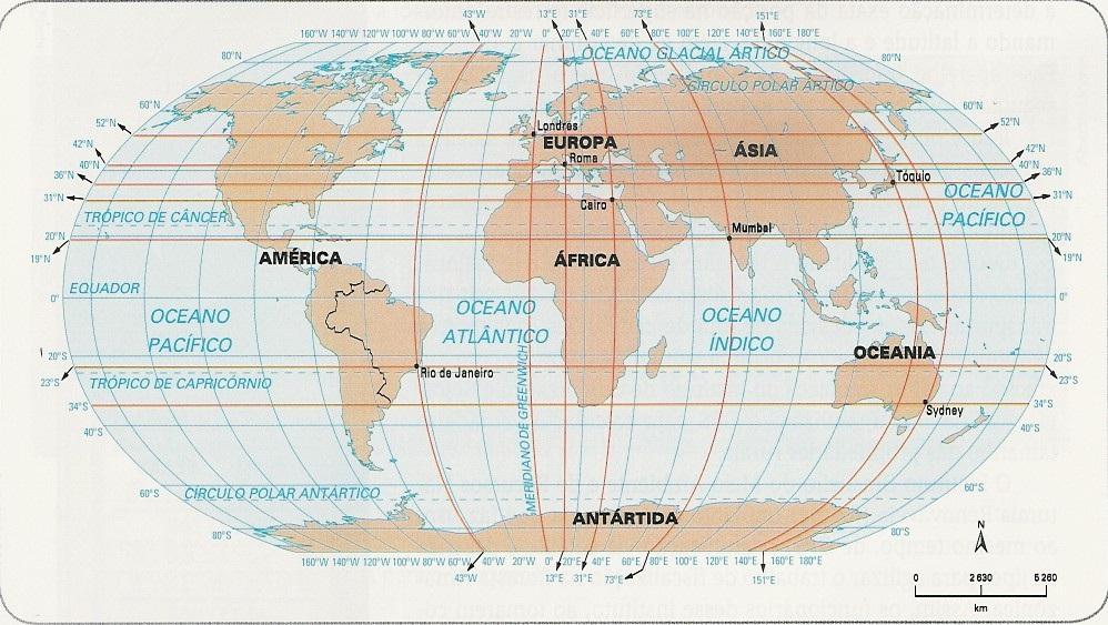 Exercícios Novamente Geografando