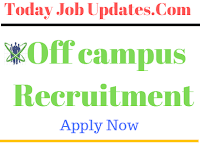 Zensar Off-Campus Recruitment 2019