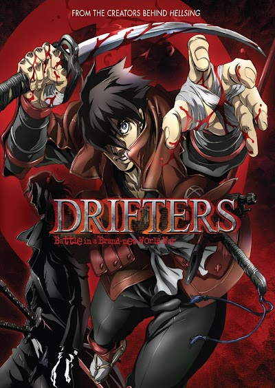 [BDrip] Drifters (Cast-Ing-Jap+Sub) [1080p] [12/12]
