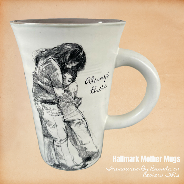 This is one of a series of Hallmark mugs featuring Ken Sheldon and a mom theme.