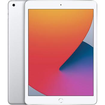 Apple iPad 10.2 2020 128 GB plata