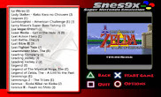 Snes9x 1.53 (Super Nintendo Entertainment System Emulator)