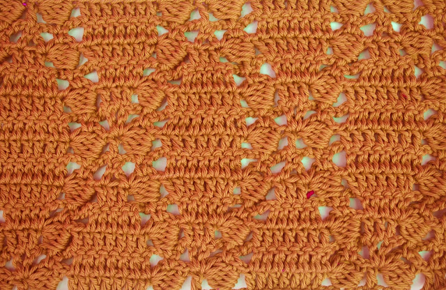 3 - Crochet Preciosa puntada para blusas y jerseys a crochet y ganchillo por Majovel Crochet facil sencillo bareta paso a paso DIY