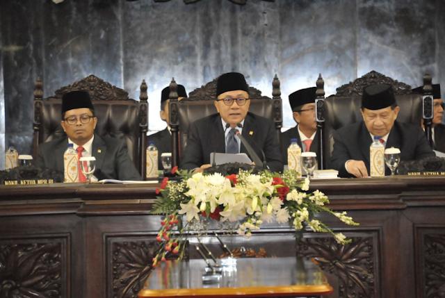 Ketua MPR: Prabowo tidak Ingin Negara Ini Bubar