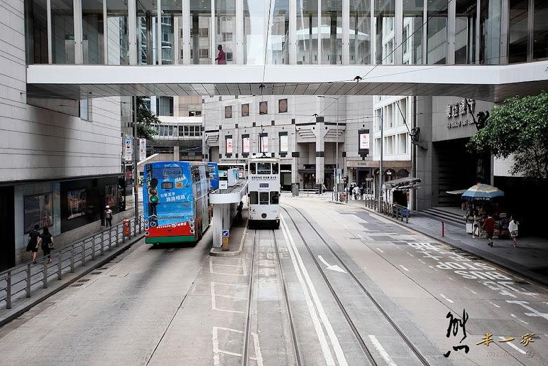 香港旅遊-軌道電車|擁有百年歷史的叮叮車